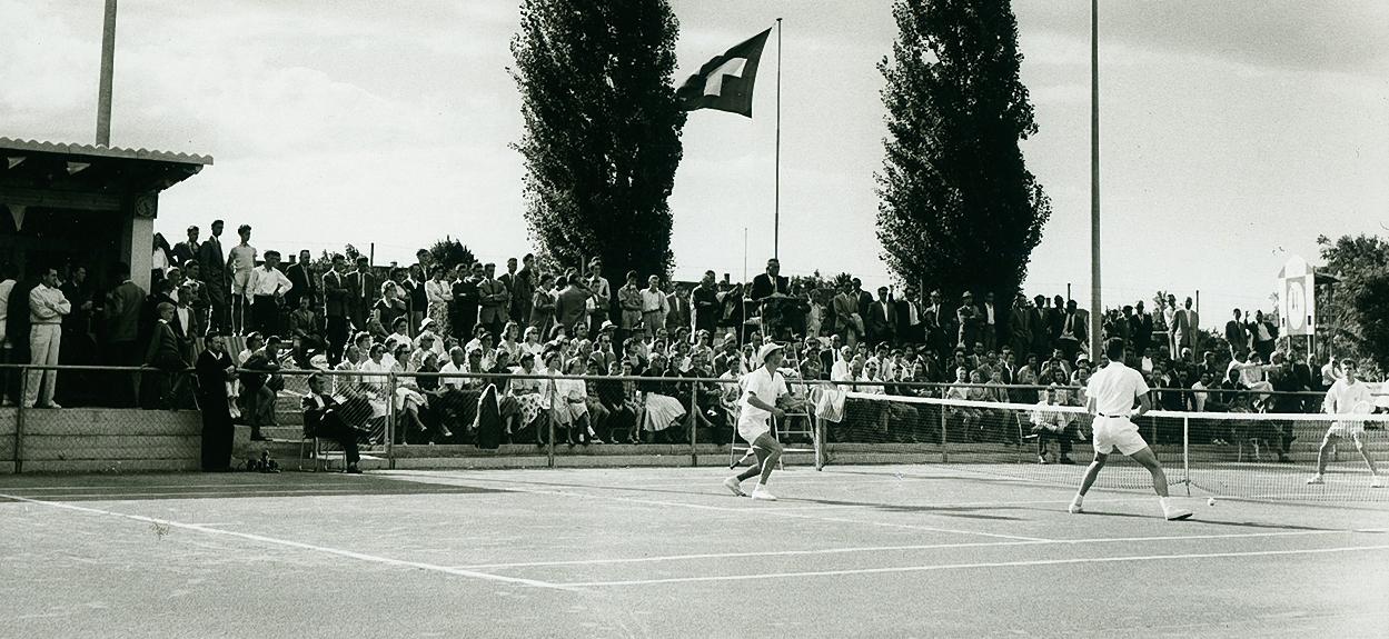 TCT Geschichte ZS JM 1955
