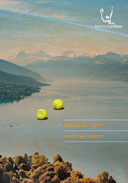 Titelseite d'Braetsche 2017